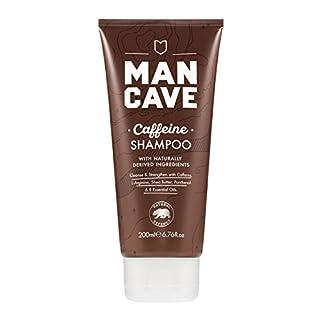 ManCave Caffeine Shampoo 200ml (B00GNH3088) | Amazon Products