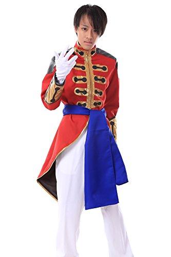 De-Cos Code Geass: Lelouch of the Rebellion Gilbert G.P Guilford Uniform