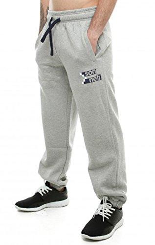 Sonneti -  Pantaloni sportivi  - Uomo Ath Grey