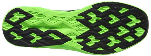 Skechers Herren Go Run 5 Outdoor Fitnessschuhe Blau (Blue/green)