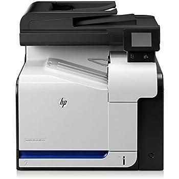 HP Laserjet PRO 500 Color MFP M 570 DN: Amazon.es: Electrónica