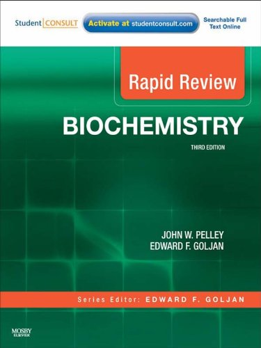 Rapid Review Biochemistry E-Book (English Edition)