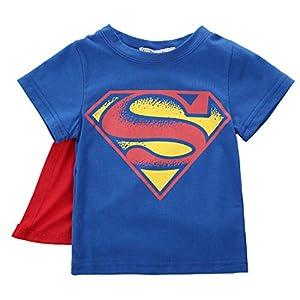 Ropa Bebe NiñA Verano NiñOs PequeñOs Boy Camiseta Ropa Camisa Color Chal Camiseta Manga Corta 1