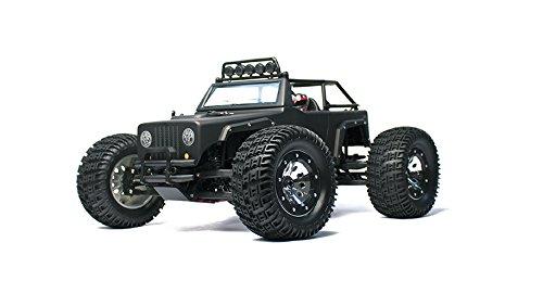 Preisvergleich Produktbild KAISER e-MTA 1:8 Brushless 4WD 6S Monster-Truck SCHWARZ RTR