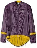 Odlo Damen Fujin Light Jacke, Vintage Violet/Sulphur, XL