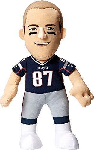 Bleacher Creatures Rob Gronkowski New England Patriots NFL Plüsch Figur (Tom Brady Mcfarlane Figuren)