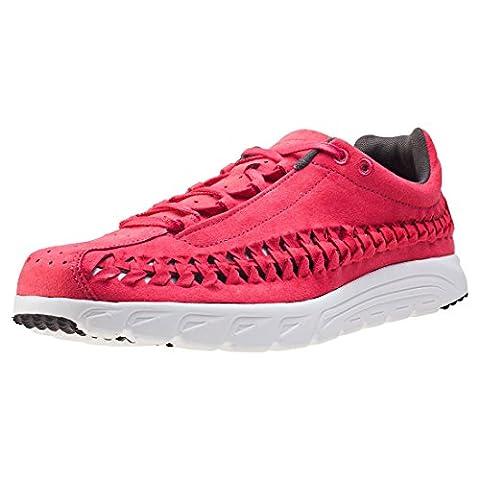 Nike Men's Mayfly Woven Sneakers red Size: 8 UK