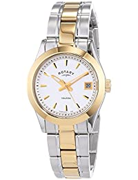Rotary Womens Watch LB02661/11S