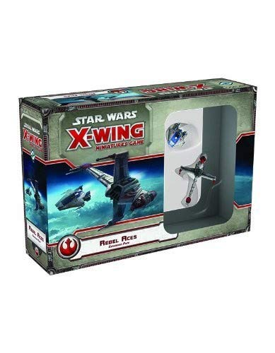 Star Wars X-wing: Rebel Aces Expansion
