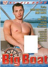 Big Boat (Adult Thmes - Gay Interest) from Studio 2000 - Dvd Gay Adult