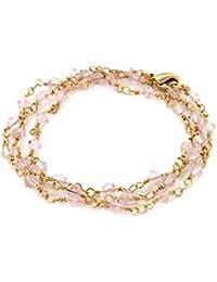 Bracelet - Plaqué or - 55 cm - 4202123