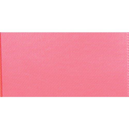 Wrights 243/4Yd Single Fold Satin Decke Bindung, Hot Pink -