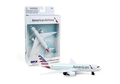 daron-worldwide-trading-rt1664-american-airlines-single-plane-by-real-toys