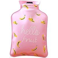 Monbedos Wärmflasche, 0,3 l, warm entspannend, Pink preisvergleich bei billige-tabletten.eu