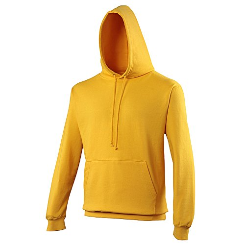 AWDis Hoods College hoodie Gold