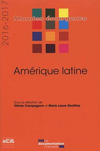 Amérique latine 2016-2017