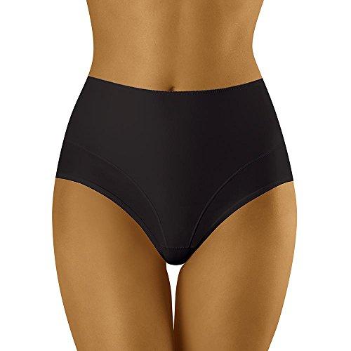 Wolbar mutande contenitive per donna wb146 , m, nero