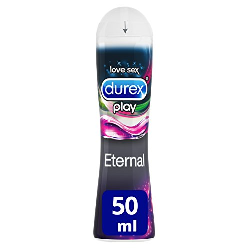 Durex Play Lubricante Larga Duración Eternal - 50