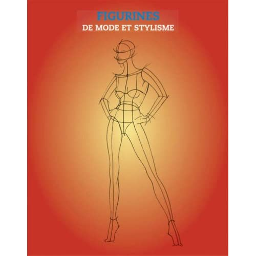 Figurines de mode et stylisme