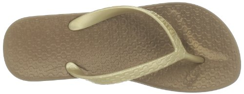 Ipanema Brasil Tropical Plat, Tongs femme Marron (22701)