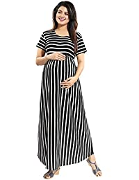 d5f70cec2d Maxi Maternity Dresses  Buy Maxi Maternity Dresses online at best ...