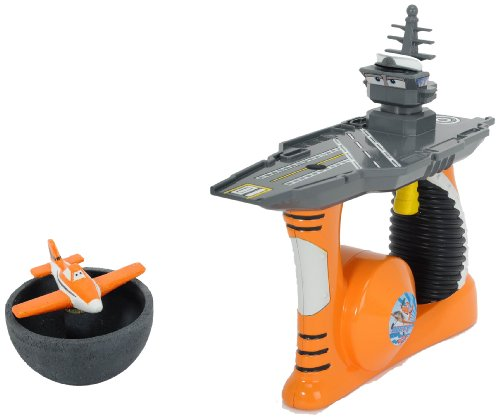 Dickie-Spielzeug 203089800 - Disney Fan Plane Dusty