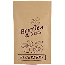 Berries And Nuts Dried Blueberries Pouch, 500 g