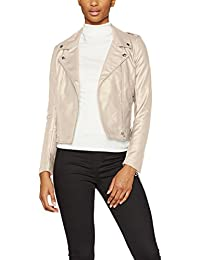 TOM TAILOR Denim Damen Jacke Fake Nappa Biker Jacket