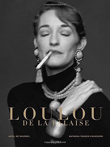Loulou de La Falaise par Ariel de Ravenel, Natasha Fraser-Cavassoni