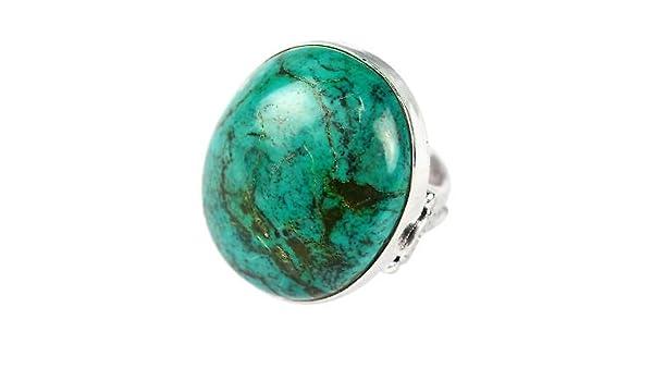 925 Sterling Silver labradorite gemstone Ring Size 8.5 US 4.30g cci