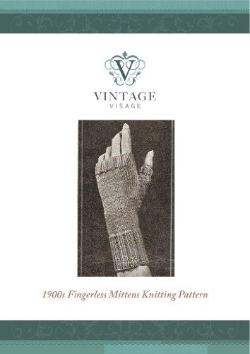 Vintage Victorian Fingerlass glo...