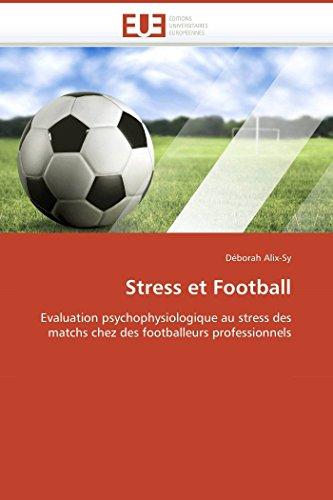 Stress et football
