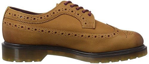 Dr. Martens 3990 Miraggio Burnished Shale, Brogues homme Beige - Beige (BURNISHED SHALE)
