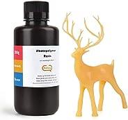 ELEGOO LCD UV 405nm Résine Rapide pour LCD Impression 3D Liquides 500g Photopolymère Résine