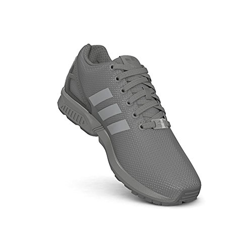 adidas ZX Flux, Chaussures de Running Entrainement Homme Gris