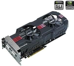 ASUS GeForce GTX 580 DirectCUII - 1536 Mo GDDR5 - PCI-Express 2.0 (ENGTX580 DCII / 2DIS / 1536MD5) + Adaptateur DVI mâle / VGA femelle CG-211E