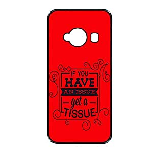 Vibhar printed case back cover for Xiaomi Redmi 2 IssueTissue
