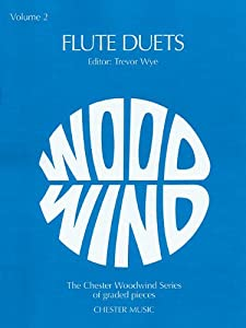 Flute Duets Volume 2 (Chester Woodwind Series of Graded Pieces)