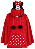 Roter Poncho Mickey Mouse Disney XS/S