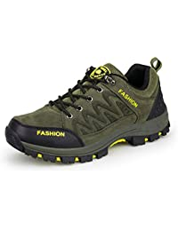 ailisahbroy Zapatillas de Senderismo de montaña para Hombre Zapatos de Senderismo