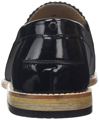 Ben Sherman Boey Tassle Loafer, Mocassins homme Noir - Noir