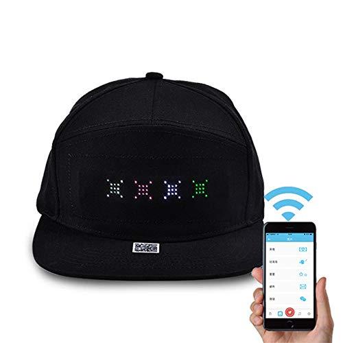 Volwco Sombrero con luz LED