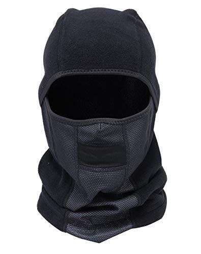 Panegy - Máscara Forro Polar Térmica Pasamontañas