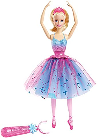 Barbie Toy - Dance and Spin Twirling Ballerina Doll