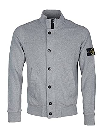 stone island stone island sweatjacke grau stone island xxxl herren bekleidung. Black Bedroom Furniture Sets. Home Design Ideas