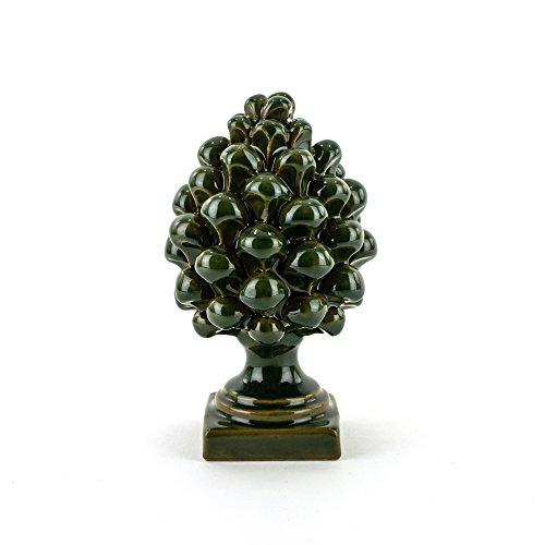Zoom IMG-3 pigne decorative in ceramica artistica