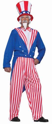 Uncle Sam Kostüm plus size (Forum Neuheiten Kostüm)