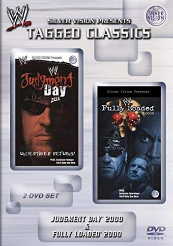 WWE - Judgement Day 2000 / Fully Loaded 2000 (2 DVDs)
