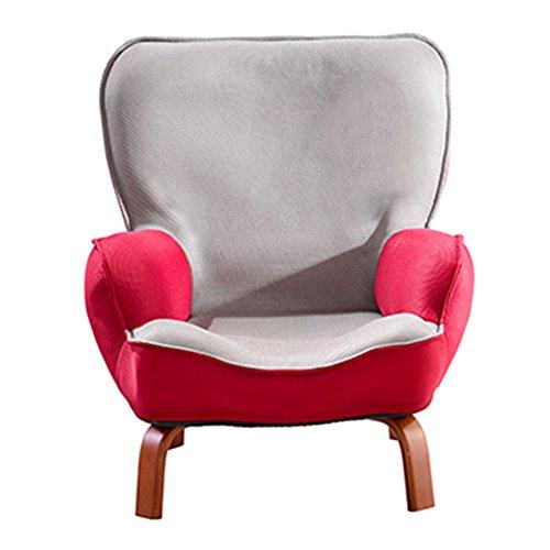 ZHANGRONG- chaise pour enfants Enfants Kids Sofa Set Fauteuil Fauteuil avec repose-pieds -Tabouret de canapé (Couleur : C, taille : Chair)