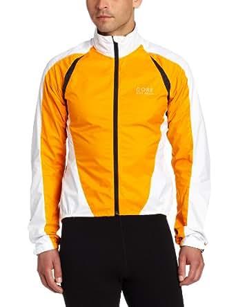Gore Contest 2.0AS Veste pour homme S Orange/blanc